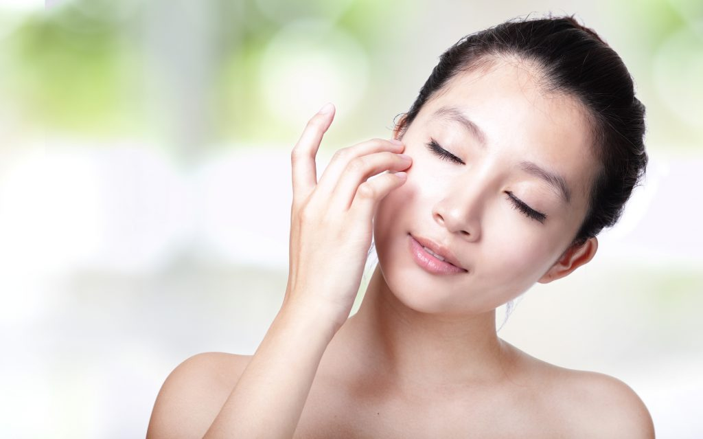 Skin care and hair care according to Japanese women