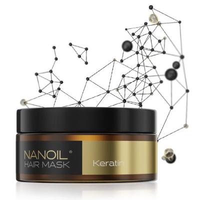 Nanoil Keratin Hair Mask - the best keratin hair mask